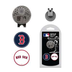 Boston Red Sox Golf Cap Clip Pack