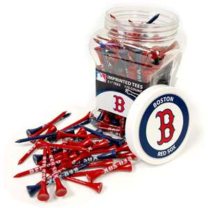 Boston Red Sox Golf 175 Tee Jar 95351