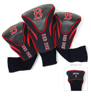Boston Red Sox Golf 3 Pack Contour Headcover 95394