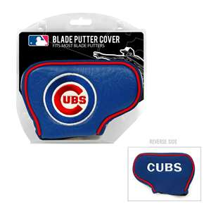 Chicago Cubs Golf Blade Putter Cover