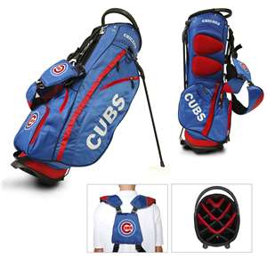 Chicago Cubs Golf Fairway Stand Bag