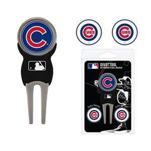 Chicago Cubs Golf Signature Divot Tool Pack