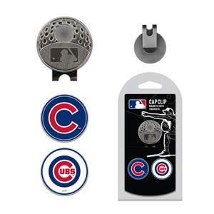 Chicago Cubs Golf Cap Clip Pack