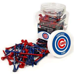 Chicago Cubs Golf 175 Tee Jar
