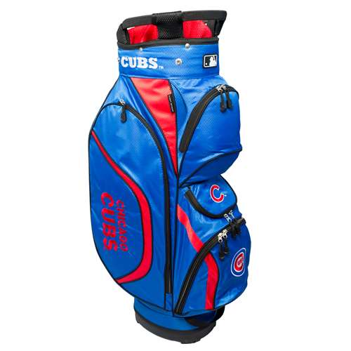 Chicago Cubs Clubhouse Golf Cart Bag