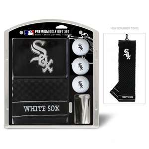 Chicago White Sox Golf Embroidered Towel Gift Set