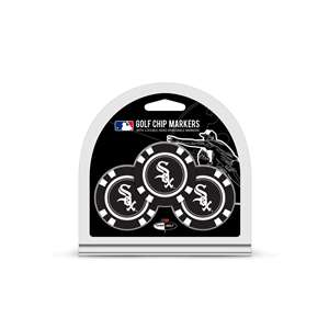 Chicago White Sox Golf 3 Pack Golf Chip