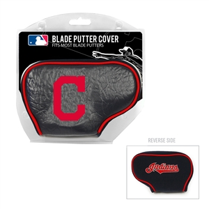 Cleveland Indians Golf Blade Putter Cover
