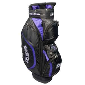 Colorado Rockies Golf Clubhouse Cart Bag