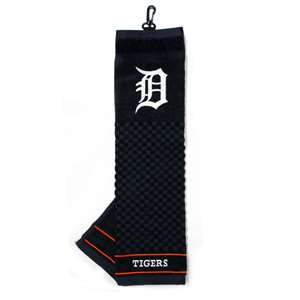 Detroit Tigers Golf Embroidered Towel