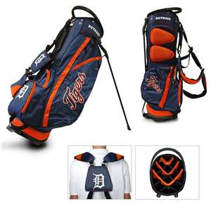 DETROIT TIGERS Golf FAIRWAY STAND BAG