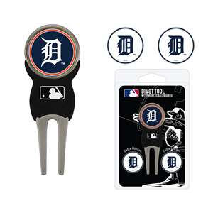 Detroit Tigers Golf Signature Divot Tool Pack