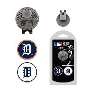 Detroit Tigers Golf Cap Clip Pack