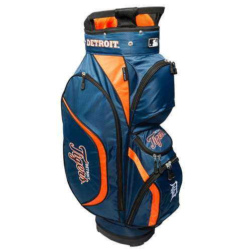Detroit Tigers Golf Clubhouse Cart Bag