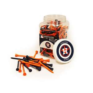 Houston Astros Golf 175 Tee Jar 96051