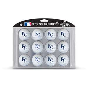 Kansas City Royals Golf Dozen Ball Pack
