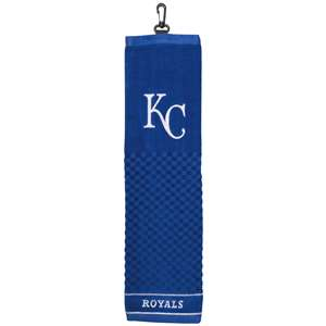 Kansas City Royals Golf Embroidered Towel