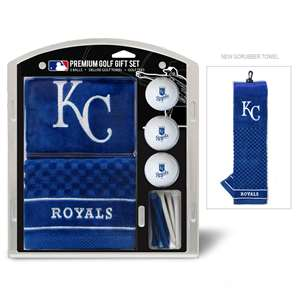 Kansas City Royals Golf Embroidered Towel Gift Set