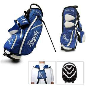 Kansas City Royals Golf Fairway Stand Bag