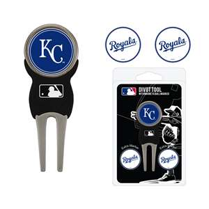 Kansas City Royals Golf Signature Divot Tool Pack