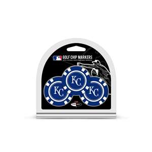 Kansas City Royals Golf 3 Pack Golf Chip