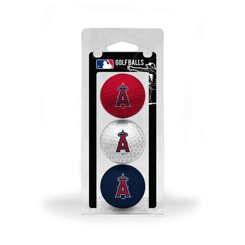 Los Angeles Angels Golf 3 Ball Pack 96205