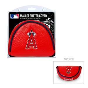 Los Angeles Angels Golf Mallet Putter Cover 96231