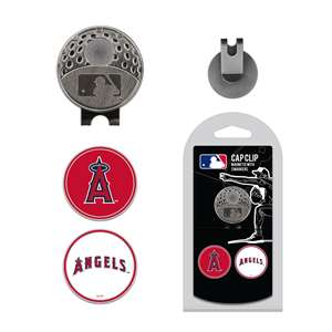 Los Angeles Angels Golf Cap Clip Pack 96247