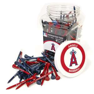 Los Angeles Angels Golf 175 Tee Jar