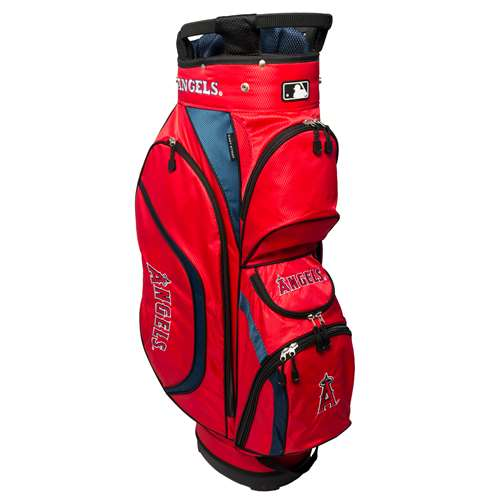 Los Angeles Angels Golf Clubhouse Cart Bag