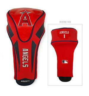 LOS ANGELES ANGELS Golf Club Single Apex Headcover
