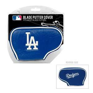 Los Angeles Dodgers Golf Blade Putter Cover