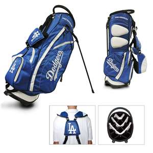 Los Angeles Dodgers Golf Fairway Stand Bag 96328