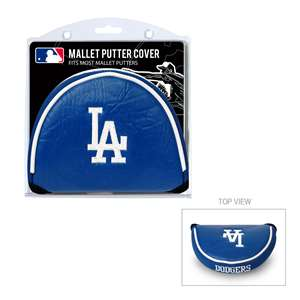Los Angeles Dodgers Golf Mallet Putter Cover