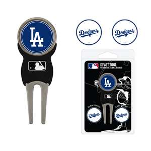 Los Angeles Dodgers Golf Signature Divot Tool Pack  96345