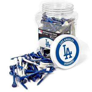Los Angeles Dodgers Golf 175 Tee Jar 96351