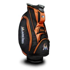 Miami Marlins Golf Victory Cart Bag 96473