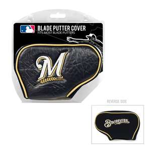 Milwaukee Brewers Golf Blade Putter Cover