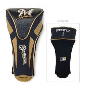 Milwaukee Brewers Golf Apex Headcover