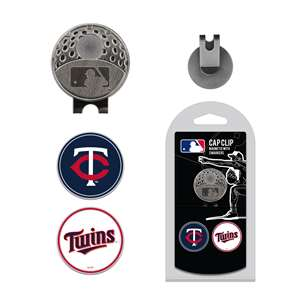 Minnesota Twins Golf Cap Clip Pack 96647
