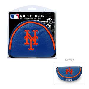 NEW YORK METS Golf Club Mallet Putter Headcover