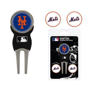 New York Mets Golf Signature Divot Tool Pack