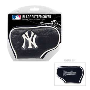 New York Yankees Golf Blade Putter Cover