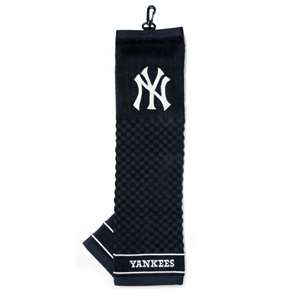 New York Yankees Golf Embroidered Towel