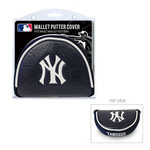 New York Yankees Golf Mallet Putter Cover