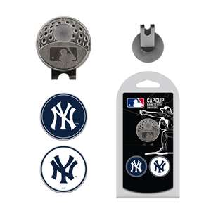 New York Yankees Golf Cap Clip Pack