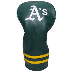Oakland Athletics A's Golf Vintage Driver Headcover 96911