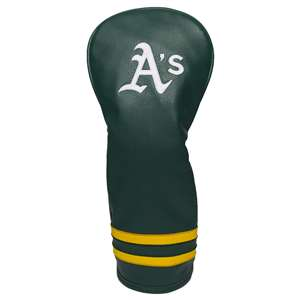 Oakland Athletics A's Golf Vintage Fairway Headcover 96926
