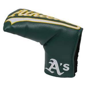 Oakland Athletics A's Golf Tour Blade Putter Cover 96950