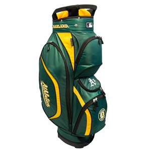 Oakland Athletics A's Golf Clubhouse Cart Bag